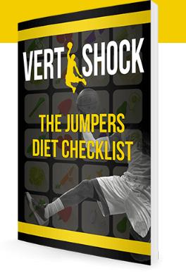 diet checklist of jumpers