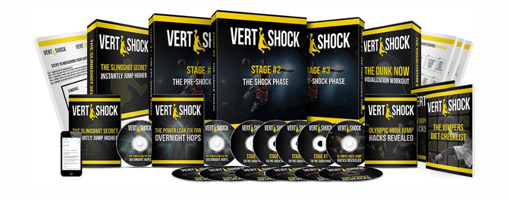 review of vert shock
