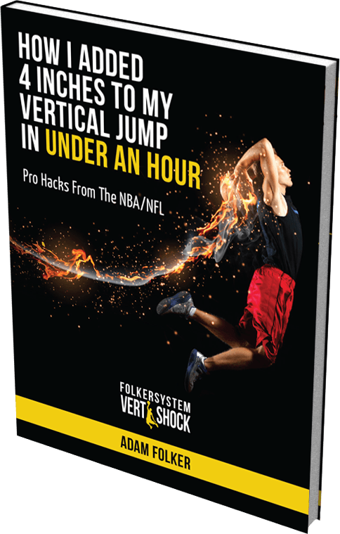 add 4 inches to your vertical jump